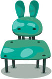 Preschool table and chair stock illustration