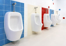 Preschool Washroom Royalty Free Stock Photography