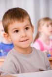 preschooler мальчика стоковые изображения rf