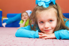 Preschooler Royalty Free Stock Photos