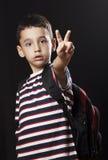 preschooler Foto de Stock Royalty Free
