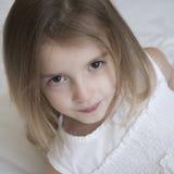 Preschooler girl Stock Photography