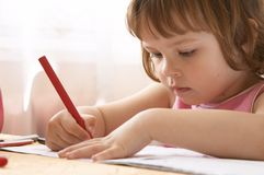 Preschooler pequeno fotos de stock royalty free