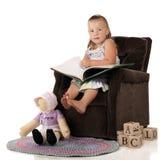 Preschooler's Corner Royalty Free Stock Image
