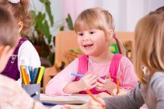Preschoolers Stock Image