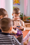 Preschoolers Royalty Free Stock Photography