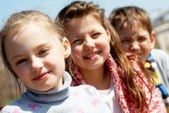 Preschoolers Royalty Free Stock Photos