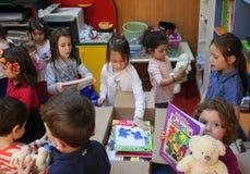 preschoolers Photos stock