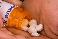 presciption лекарства Стоковая Фотография