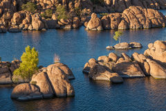 Prescott Arizona de lac watson Photo stock