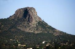 Free Prescott Arizona Thumb Butte Stock Image - 98090201