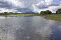 Prescott scenico AZ del lago willow immagini stock libere da diritti