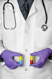 Prescribing Medicine Stock Images