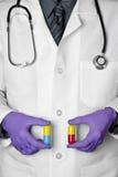 Prescribing Medicine Stock Images