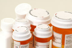 Prescription Royalty Free Stock Photography
