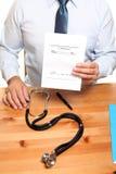 Prescription Royalty Free Stock Photos