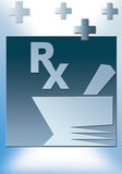Prescription 2 Royalty Free Stock Image