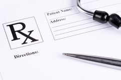 Prescription Stock Images
