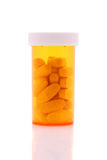 Prescription Bottle Stock Image