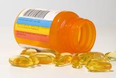 prescription de médicament Photographie stock libre de droits