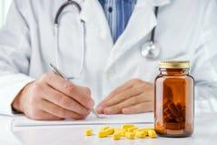 Prescription Stock Images