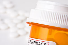Prescription drug Royalty Free Stock Photo