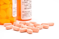 Prescription drug Royalty Free Stock Images
