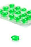 Prescription Drugs. On a white background Stock Photos
