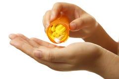 Free Prescription Drugs Royalty Free Stock Photos - 33520768