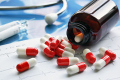 Prescription drugs Stock Images
