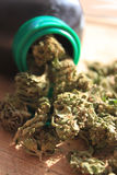 Prescription marijuana Royalty Free Stock Photo