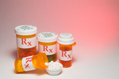 Prescription Medication Royalty Free Stock Photos