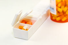 The prescription medication Stock Photos