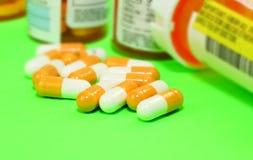 The prescription medication Royalty Free Stock Image