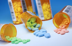 Prescription Medications Royalty Free Stock Images