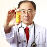Prescription medicine Stock Photography