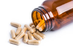 Prescription medicine Royalty Free Stock Images