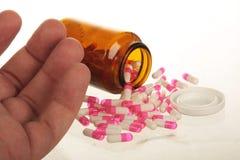 Prescription meds Royalty Free Stock Images