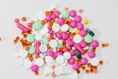 Prescription Pills and Medicine Medication Drugs Royalty Free Stock Image