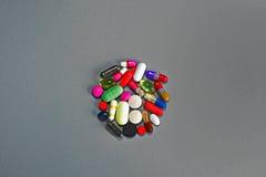 Prescription Pills and Medicine Medication Drugs Stock Photos