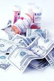 Prescriptions Royalty Free Stock Photos