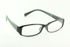 Prescrission glasses Stock Photo