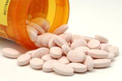 Prescrizione Fotografia Stock