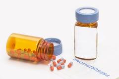 Prescrizione al minuto Immagini Stock