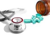 Prescrizione del medico Immagini Stock