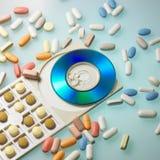 Prescrizione di Digitahi Fotografie Stock Libere da Diritti
