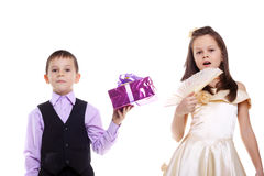 Present Royalty Free Stock Images