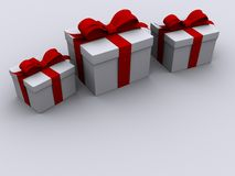 Present 2 Stock Photography