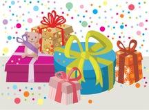 Present stock image