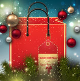 Present Bag Royalty Free Stock Images